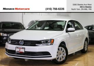 Used 2017 Volkswagen Jetta TRENDLINE+ 1.4 TSI - LOW KMS|BACKUP|HEATED SEATS for sale in North York, ON