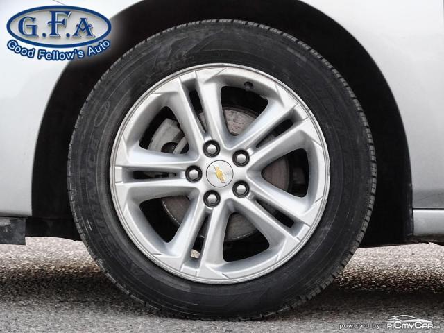 2017 Chevrolet Cruze LT MODEL, REARVIEW CAMERA, HEATED & POWER SEATS