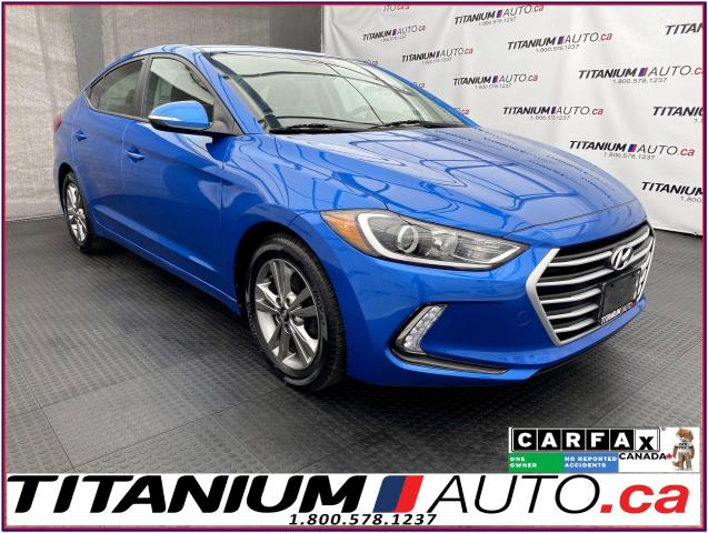 2017 Hyundai Elantra GL+Camera+Blind Spot+Apple Play+Heated Seats+Wheel