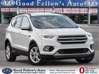 Used 2017 Ford Escape SE MODEL, REARVIEW CAMERA, 1.5 ECO, HEATED SEATS for sale in Toronto, ON