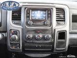 2018 RAM 1500 EXPRESS QUAD CAB, 4WD, PARKING ASSIST REAR, 3.6L