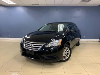 Used 2015 Nissan Sentra SV Clean Carfax 1Owner w/Rear Camera Heated Steat for sale in North York, ON