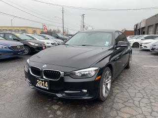 Used 2014 BMW 3 Series 320i xDrive for sale in Hamilton, ON