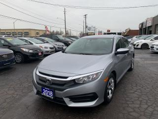 Used 2018 Honda Civic LX for sale in Hamilton, ON