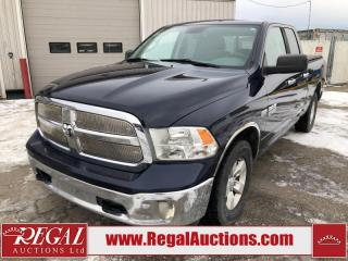 Used 2014 RAM 1500 SLT Quad Cab SWB 4WD 5.7L for sale in Calgary, AB