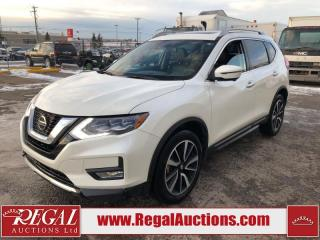 Used 2018 Nissan Rogue SL 4D Utility AWD 2.5L for sale in Calgary, AB