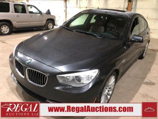 Used 2011 BMW 5 Series 535I Xdrive GT 4D Hatchback AWD for sale in Calgary, AB