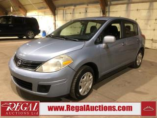 Used 2012 Nissan VERSA  5D HATCHBACK AT for sale in Calgary, AB