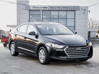 Used 2017 Hyundai Elantra LE HEATED SEATS | CLEAN CARFAX for sale in Winnipeg, MB