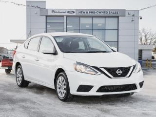 Used 2016 Nissan Sentra SV/S/SR/SL CLEAN CARFAX   ONE OWNER for sale in Winnipeg, MB