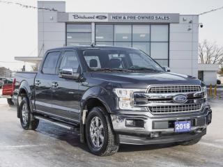 Used 2018 Ford F-150 LARIAT 502A | ROOF | NAV | TECH PKG for sale in Winnipeg, MB