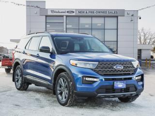 New 2021 Ford Explorer XLT 202A MOONROOF | NAV | COPILOT360 for sale in Winnipeg, MB