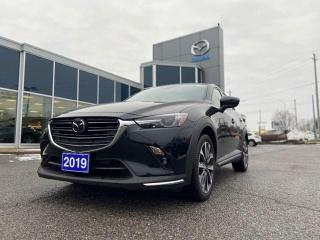 Used 2019 Mazda CX-3 GT for sale in Ottawa, ON
