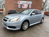 Photo of Blue 2014 Subaru Legacy