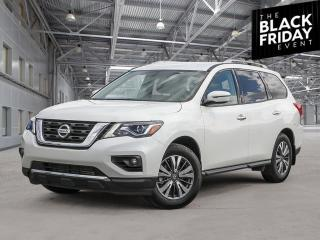 New 2020 Nissan Pathfinder SV Tech for sale in Winnipeg, MB