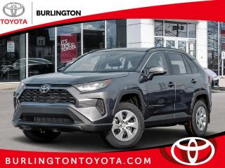 New 2021 Toyota RAV4 LE AWD for sale in Burlington, ON