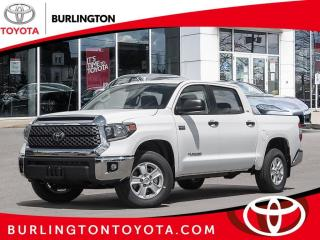 New 2021 Toyota Tundra 4X4 CrewMax SR5 for sale in Burlington, ON