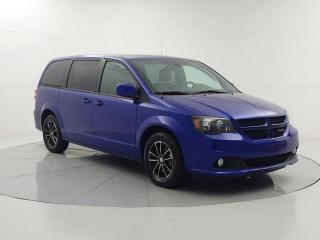 Used 2019 Dodge Grand Caravan GT | Locally Owned | Heated Seats | Stow & Go | Power Doors | for sale in Winnipeg, MB