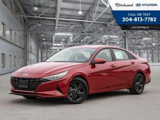 New 2021 Hyundai Elantra PREFERRED TECH for sale in Winnipeg, MB