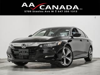 Used 2020 Honda Accord EX-L for sale in North York, ON