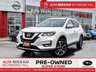 Used 2020 Nissan Rogue SL AWD   360 CAM   Leather   PWR Liftgate   Pano for sale in Richmond Hill, ON
