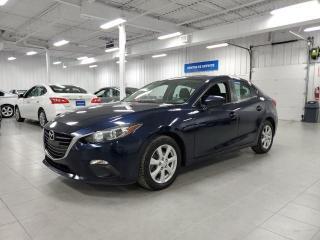 Used 2016 Mazda MAZDA3 GX - A/C + CAMERA + JAMAIS ACCIDENTE !!! for sale in Saint-Eustache, QC