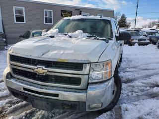 Used 2007 Chevrolet Silverado 2500 HD LT1 Ext. Cab 4WD for sale in Stittsville, ON