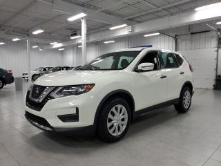Used 2018 Nissan Rogue S - CAMERA + BLUETOOTH + CRUISE + JAMAIS ACCIDENTE for sale in Saint-Eustache, QC