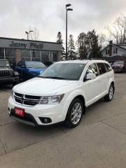 Used 2017 Dodge Journey SXT for sale in New Hamburg, ON