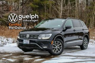 Used 2018 Volkswagen Tiguan 2.0T COMFORTLINE 4MOTION | Heated Seats, App-Connect, Navigation for sale in Guelph, ON