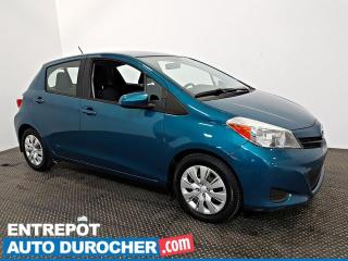 Used 2014 Toyota Yaris LE AIR CLIMATISÉ - Groupe Électrique for sale in Laval, QC