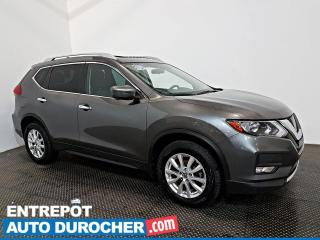 Used 2017 Nissan Rogue SV AWD TOIT OUVRANT - Navigation - A/C - Caméra for sale in Laval, QC