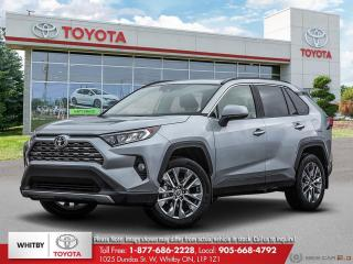 New 2021 Toyota RAV4 LIMITED  for sale in Whitby, ON