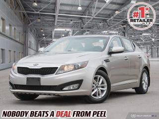 Used 2013 Kia Optima LX+ for sale in Mississauga, ON