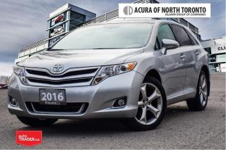 Used 2016 Toyota Venza V6 AWD 6A No Accident| Navigation| Back-Up Camera for sale in Thornhill, ON
