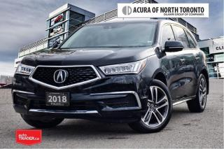 Used 2018 Acura MDX Navi Apple Carplay| Remote Start| Dealer Serviced for sale in Thornhill, ON