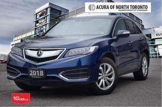 Used 2018 Acura RDX Tech at Remote Start| Blind Spot|Navigation for sale in Thornhill, ON