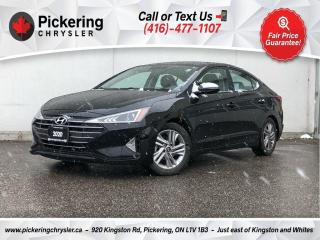 Used 2020 Hyundai Elantra Preferred - Sunroof/Alloys/Winter PKG/Rear CAM for sale in Pickering, ON