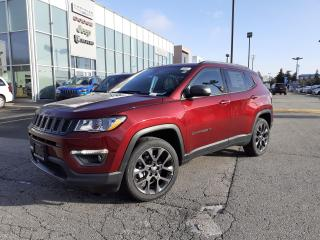 New 2021 Jeep Compass 80th Anniversary Edition for sale in Pickering, ON