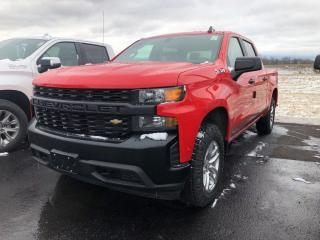 New 2021 Chevrolet Silverado 1500 WT for sale in Napanee, ON