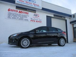 Used 2013 Ford Focus Titanium for sale in Swift Current, SK