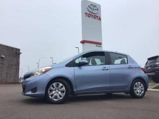 Used 2014 Toyota Yaris LE for sale in Moncton, NB