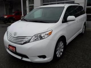 Used 2015 Toyota Sienna 5dr LE 7-Pass AWD for sale in North Bay, ON
