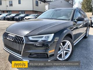 Used 2019 Audi A4 Allroad 45 Progressiv LEATHER  PANO ROOF  NAVI for sale in Ottawa, ON