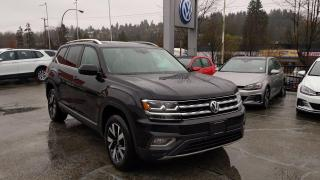Used 2018 Volkswagen Atlas Highline 3.6L 8sp at w/Tip 4MOTION for sale in Coquitlam, BC