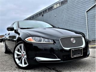 Used 2015 Jaguar XF AWD|SUNROOF|MEMORY SEATS |REAR VIEW|NAVI|PARKING SENSORS! for sale in Brampton, ON