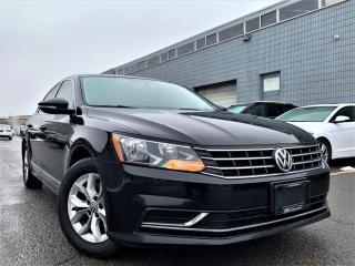 Used 2017 Volkswagen Passat TRENDLINE|HEATED SEATS|CRUISE CONTROL|APPLE CAR PLAY|ALLOYS! for sale in Brampton, ON