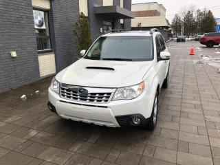 Used 2012 Subaru Forester Auto 2.5XT Premium for sale in Nobleton, ON