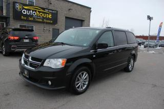 Used 2014 Dodge Grand Caravan 30TH EDITION / 3-Tone Leather / STOW-n-GO / NAV / Alloys for sale in Newmarket, ON