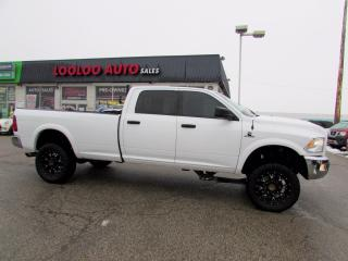 Used 2016 RAM 2500 Outdoorsman CUMMINS Turbo Diesel Crew Cab 4WD Certified for sale in Milton, ON